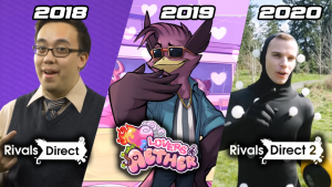Twitch Plays Rivals Direct 3 premieres April 1st!