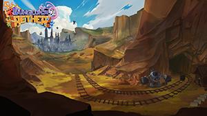 Dungeons Environment Art