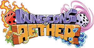 Dungeons of Aether Logo