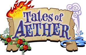 Tales of Aether Logo